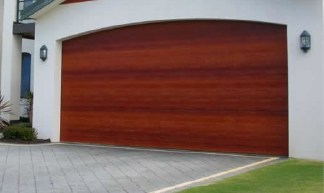 Colorbond Sectional Doors