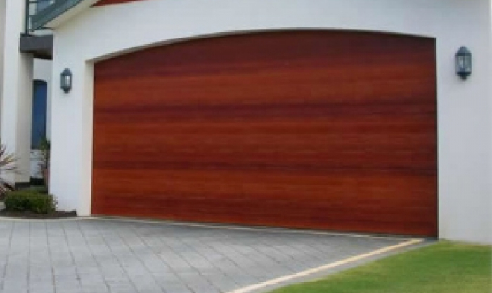 & Colorbond Sectional Doors